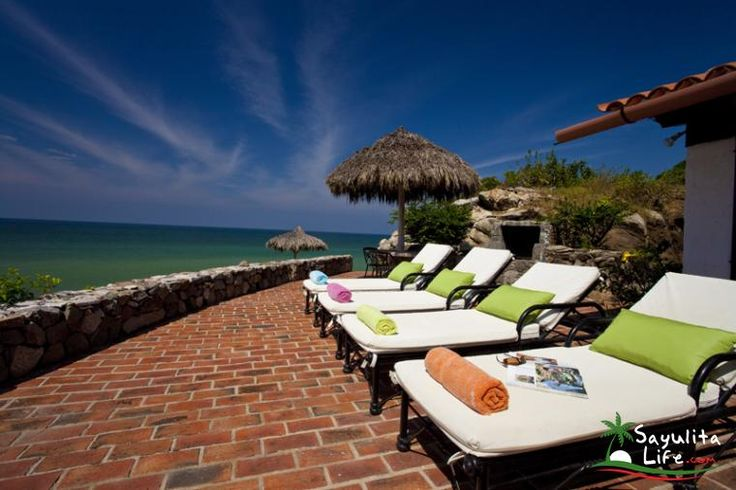 Casa Kestos, A Sayulita Nayarit Mexico Beachfront Vacation Rental House