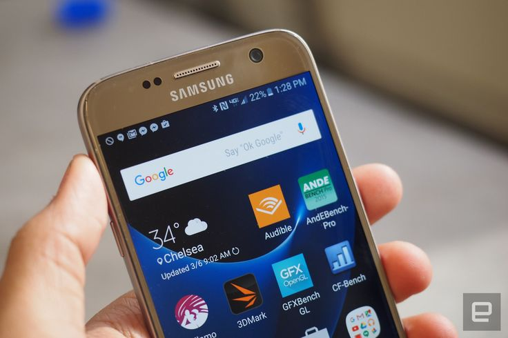 Verizon's Galaxy S7 can install apps on its own, but don't panic