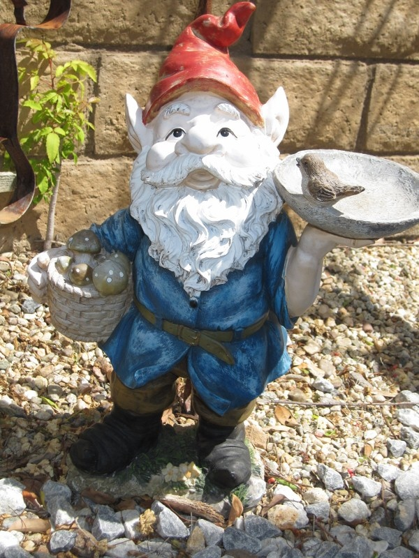 Gnome Garden: 1000+ Images About Gnomes In My Garden On Pinterest