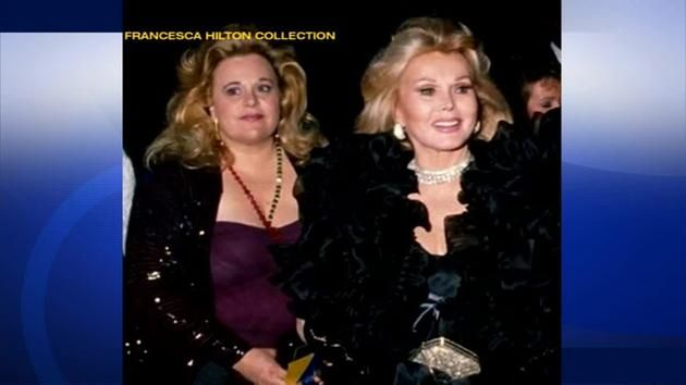 Francesca Hilton, daughter of Zsa Zsa Gabor and Conrad Hilton, died of an apparent stroke/heart attack on Monday, Jan. 5, 2015. She was 67. <span class=meta>(Francesca Hilton Collection)</span>