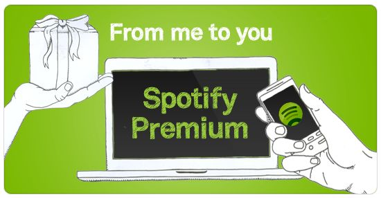 60-Day Trial of Spotify Premium for FREE – EXP 12/14/2013