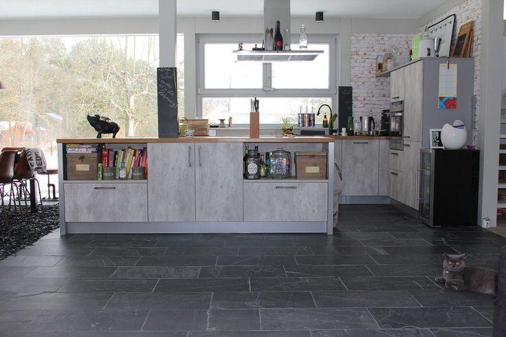 Bildergebnis für blaustein boden in küche