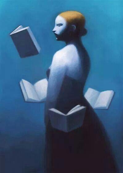 Books....everywere