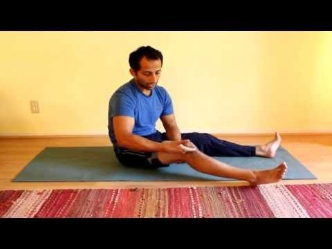 Kneecap Mobilization For Patellofemoral Pain Syndrome http://www.tridoshawellness.com/ https://www.facebook.com/TridoshaWellness