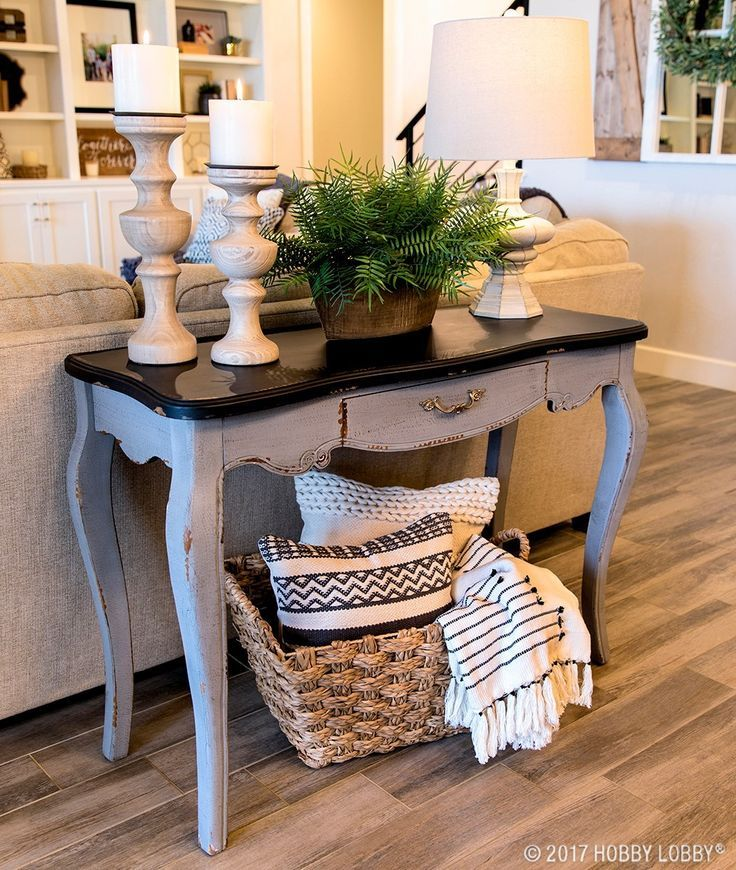 Coffee Table Stonegable: 27 Best Styling A Sofa Table Images On Pinterest