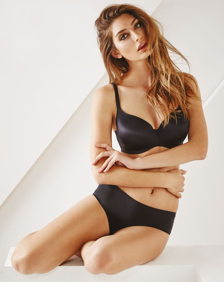 Introducing: The 3114 Smooth T Shirt Bra! | Intimo worn here by model @leahjohnsen - for more visit www.intimo.com.au