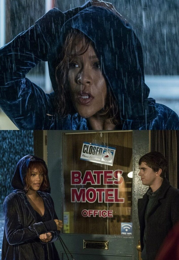 1st Trailer For A&E TV Show 'Bates Motel: Season 5' Starring Rihanna