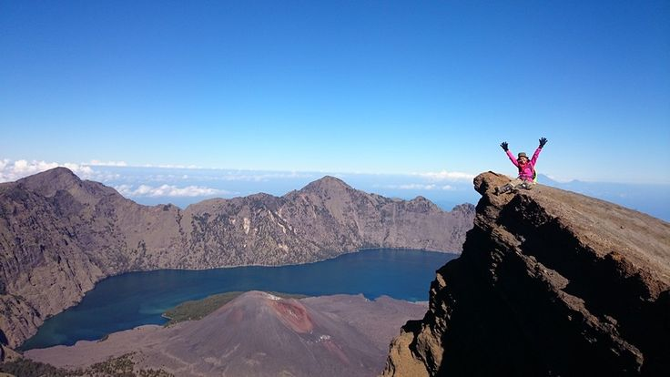 MT. Rinjani Lombok