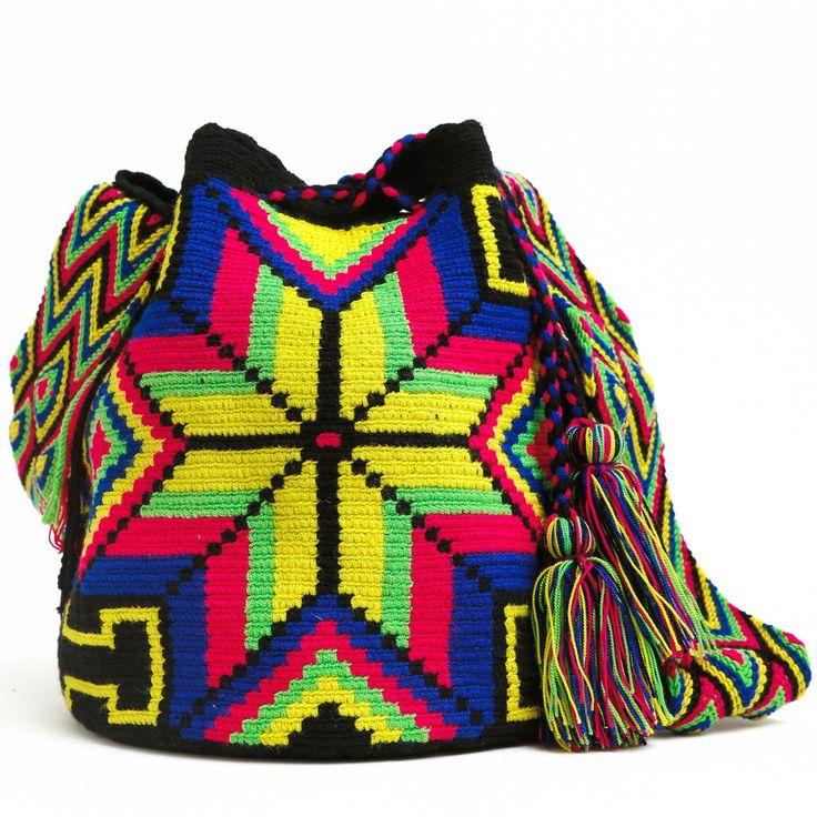 Cabo Wayuu Mochila Bag #SwimROOT