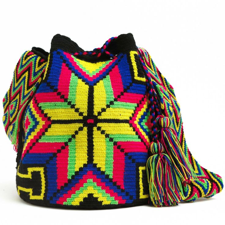 Cabo Wayuu Mochila Bag #SwimROOT