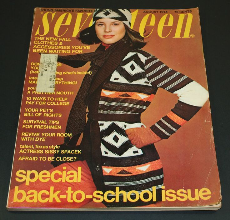 1000 Images About Seventeen Magazine Back To School Issues On Pinterest Models