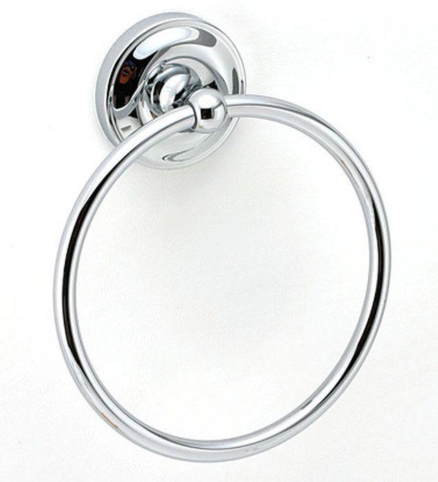 タオルハンガー・タオル掛け・タオルリング:クローム仕上げg-6g4000k6