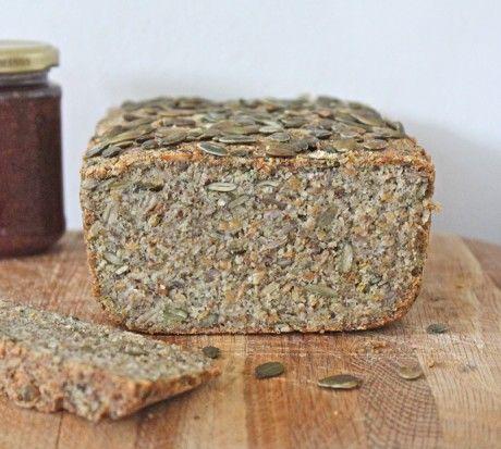 Superfood Bread | Deliciously Ella