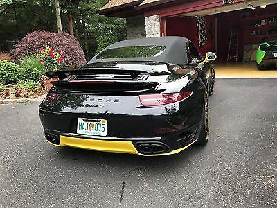 Used Porsche 911 Turbo