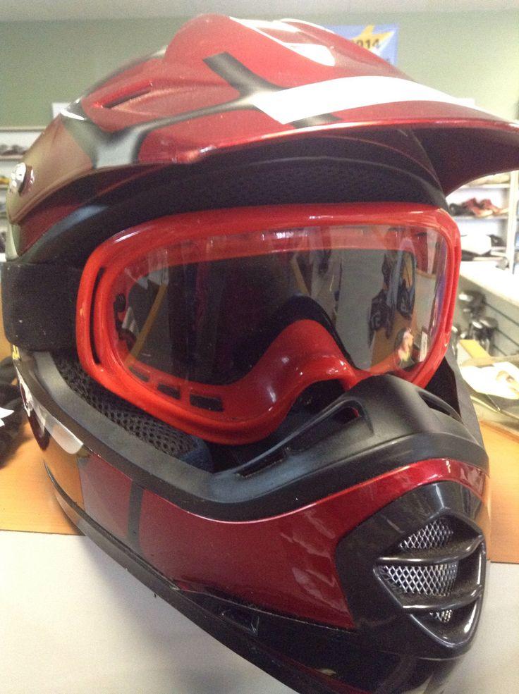 Youth Motorcycle Helmet