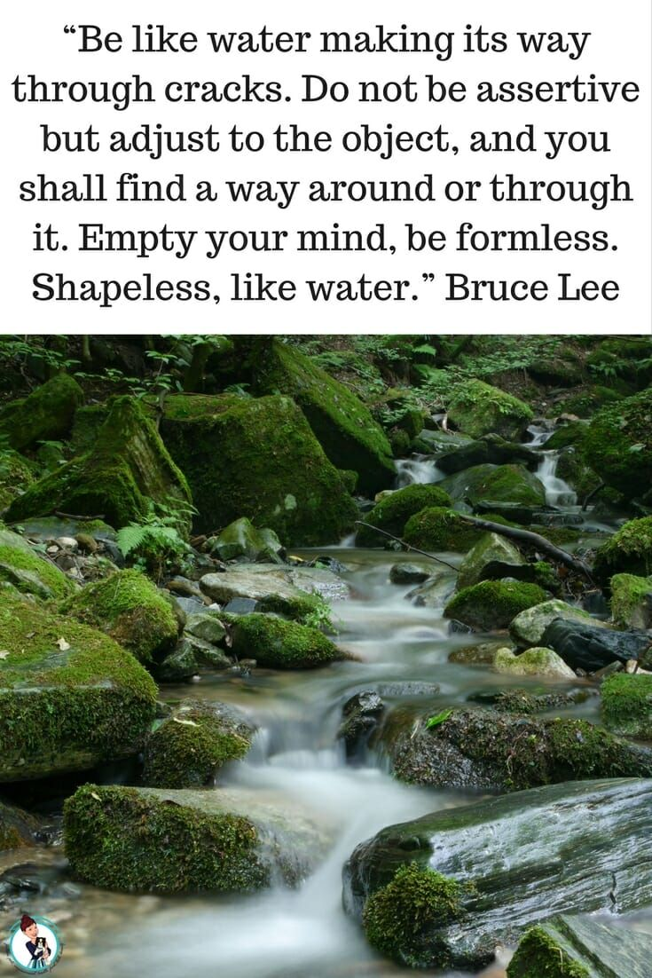 My 2018 Quote Of The Year is from Bruce Lee. Come see what I selected as my favorite quote for this year and why. #quotes #empowerment #enlightement #life #2018 #brucelee via @FashionBeyond40