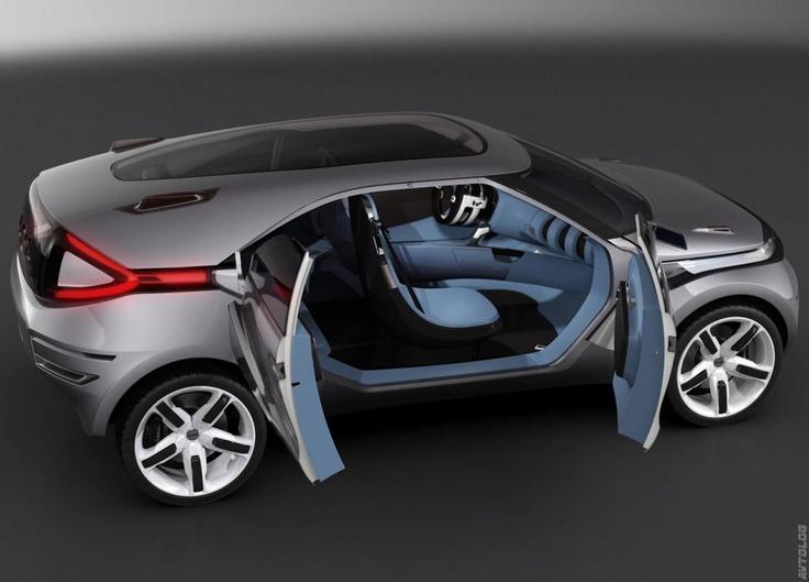 2009 Dacia Duster Concept