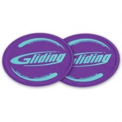 Fitterfirst Hardwood Gliding Discs:Transforms exercise movements into smooth, graceful lines of flowing motion. Simplicity of movement makes this unique system adaptable. You can incorporate it into virtually any exercise routine, including Hi-Low, Step, Pilates, Yoga, Core Conditioning, Strength and more.