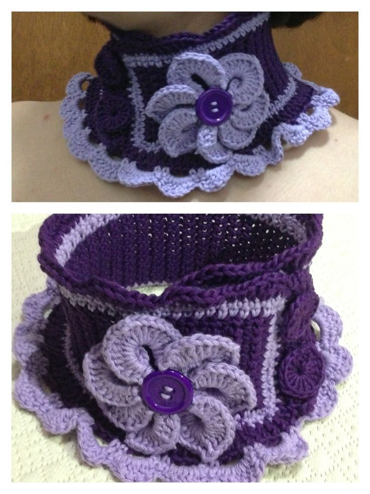 Crochet Neck Warmer : crochet neck warmer Neck warmer crochet Pinterest