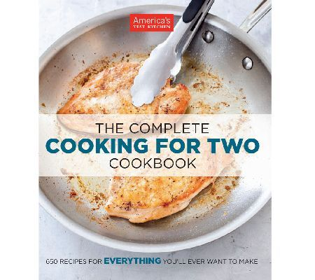 America S Test Kitchen Recipes For Two