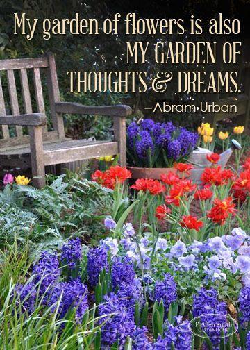 Garden Quote. Garden QuotesFlowers GardenPlanting ...