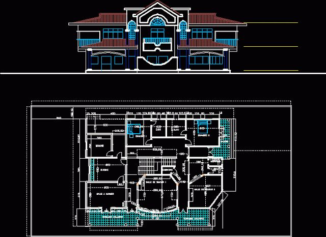 Best Sarr Autocad Btp Images On   Amazing Architecture