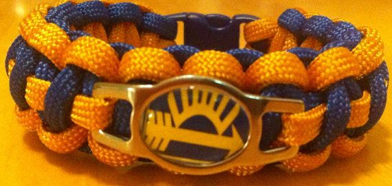 Arrow of Light Cub Scouts Shoelace Charm 550 by CJSurvivalBands, $12.50