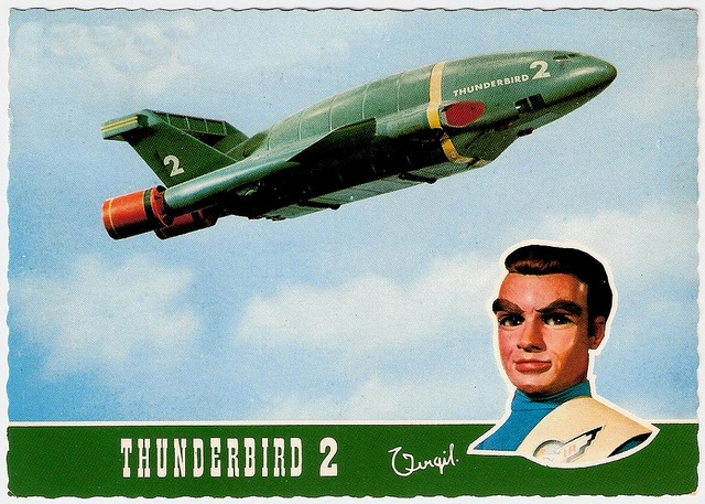 Gerry Anderson (1929 - 2012) At 26 December 2012, Thunderbirds creator Gerry Anderson(1929 - 2012) passed away. His puppet adventures thrilled millions of children across the world. Anderson was responsible for some of the most instantly recognisable characters and series ever made for television