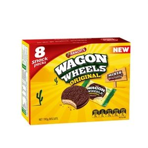 Arnott's Wagon Wheels Biscuits