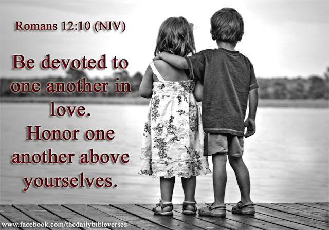 Romans 12 9 11 esv marks of the true christian 9 let love be genuine