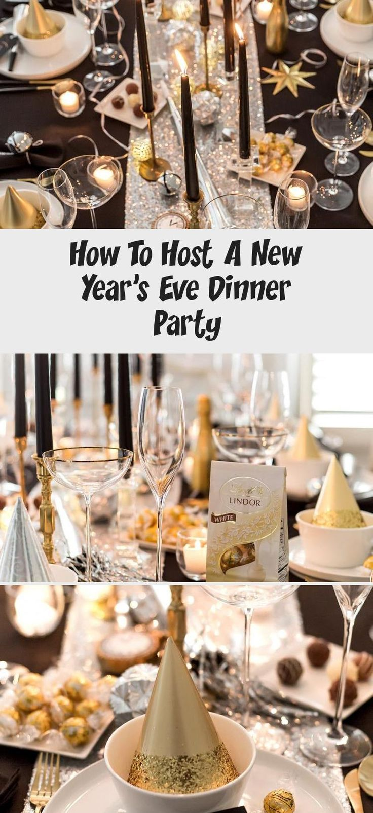 How To Host A New Year's Eve Dinner Party in 2020 | New ...