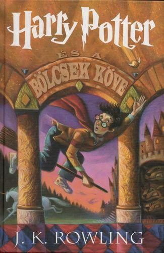 Harry Potter és a bölcsek köve · J. K. Rowling · Könyv · Moly