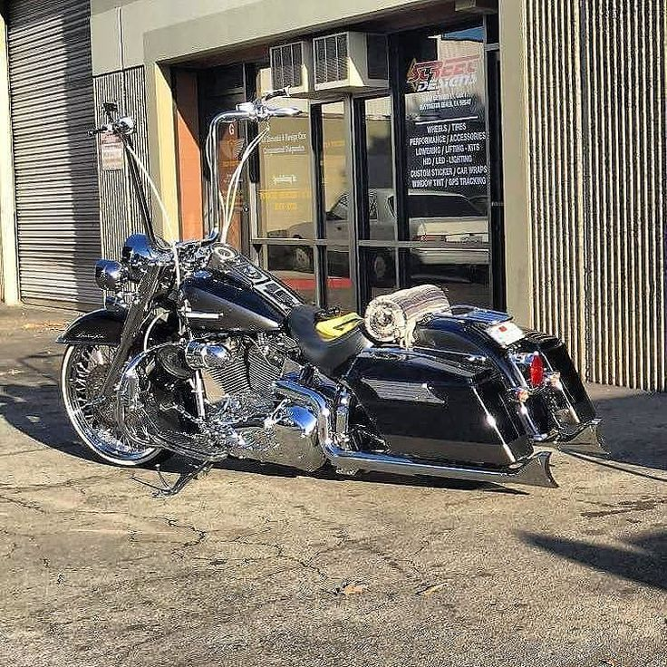 1000 Ideas About Bagger Motorcycle On Pinterest Custom