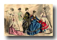 Viktorianska klänningar - 8