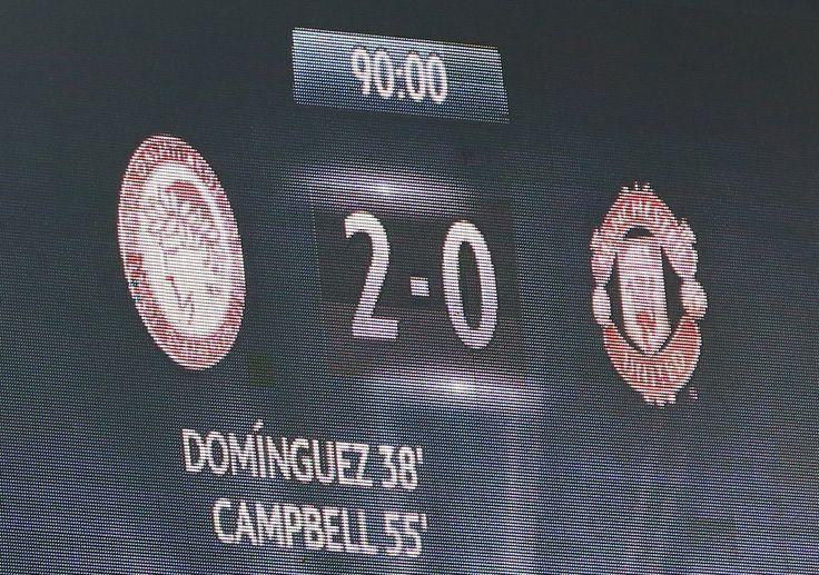 Olympiacos - Man. United