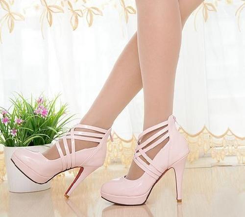 1000  ideas about Light Pink Heels on Pinterest | Stiletto heels ...