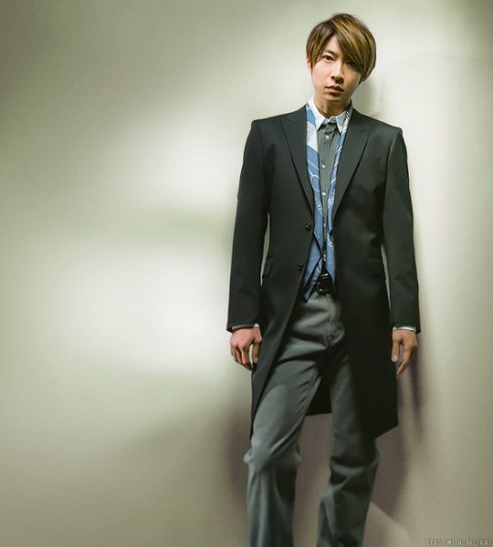 Masaki Aiba from eyes-with-delight.tumblr.com