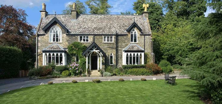Good Boutique Hotels Windermere Lake District Luxury at Cedar Manor