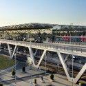 Flashback: Cologne Bonn Airport / Murphy/Jahn | ArchDaily