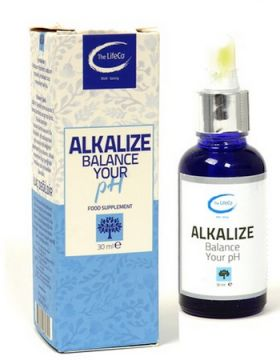 THE LIFECO ALKALİ SU DAMLASI (30 ML)