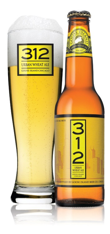 Chicago-made Beer and Spirits: Goose Island Beer Company.