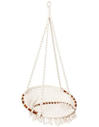 KERALA hangingchair beige | Hammock/hanging chai | Various Interior | Interior | INDISKA Shop Online