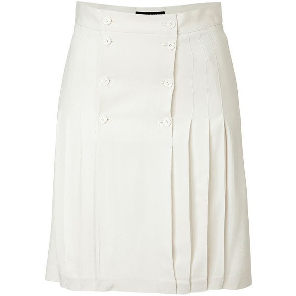 Top 25 ideas about White High Waisted Skirt on Pinterest | White ...