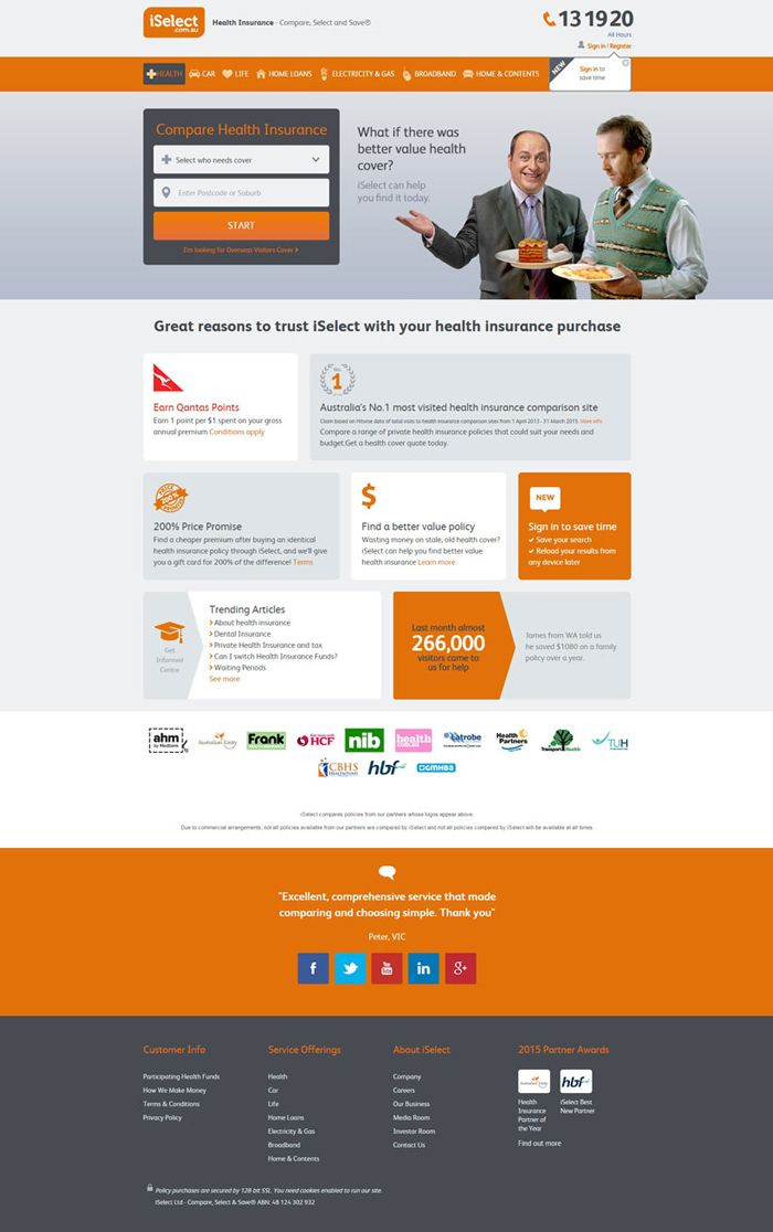 26 Excellent Insurance Websites Inspiration Diseno Web Disenos