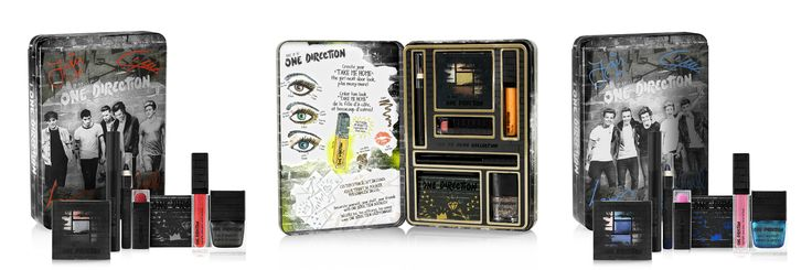 Giveaway: Win Limited Edition Make-up by ONE DIRECTION before it's available to the public! ~ a rain of thought #makeupby1D  #thelookscollection #markwins #ilovemakeupby1D #BEAUTY #makeup