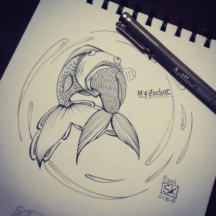 Día 1 My Zodiac ~Pisces~