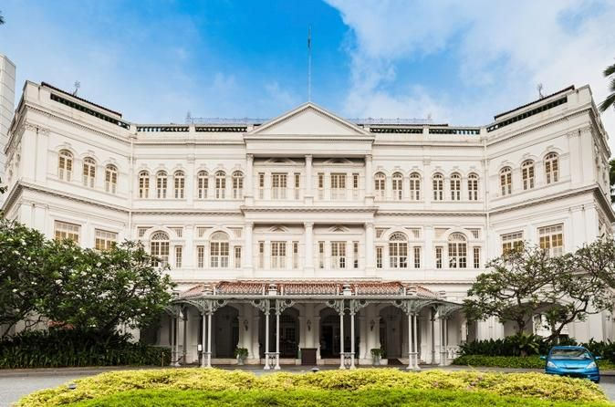 Private Tour: Raffles Hotel Singapore Half-Day Tour Learn how Singapore became a vital international port and trading center for the Far East on this private tour that follows in the footsteps of Sir Stanford Raffles, the founder of colonial Singapore. Your tour begins with a visit to the Raffles Landing Site, with a stop at the famous Raffles Hotel for afternoon tea or light refreshments. Continue with a bumboat cruise down Singapore River before stepping off at Clar...