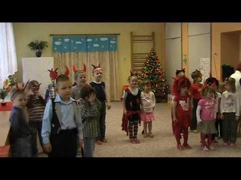 ▶ Vánoční besídka v MŠ 2009 1/4 - YouTube