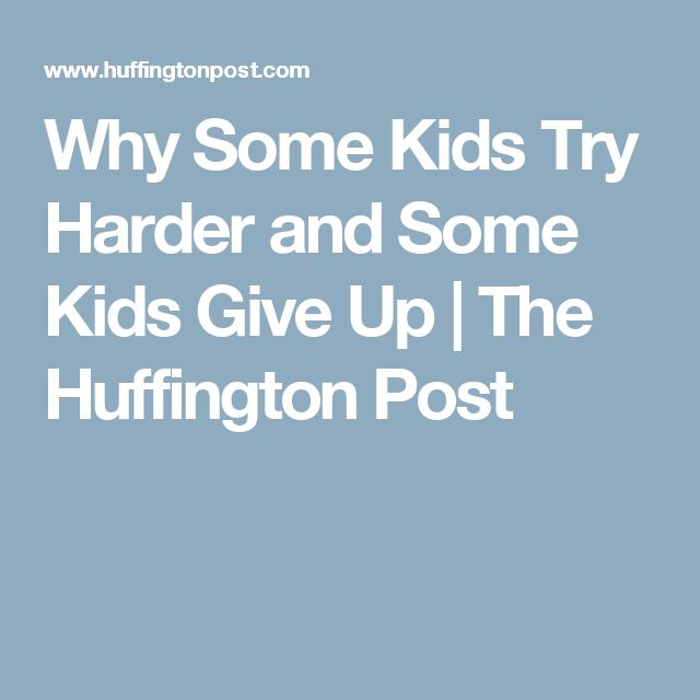 17 Best Ideas About Try Harder On Pinterest Kids