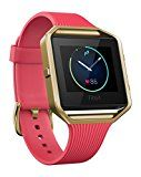 Fitbit Blaze Smart Activity Tracker and Fitness Watch with Wrist Based Heart Rate Monitor - Slim Pink Gold/Small - https://www.trolleytrends.com/?p=657086